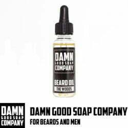 Damn Good Soap Company baardolie The Woods