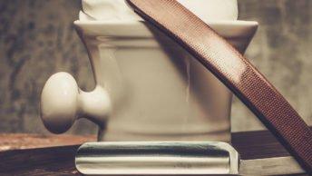 Hoe gebruik je scheercrème