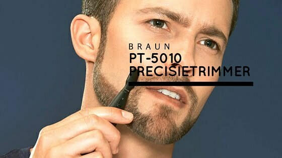 braun PT-5010 Baardtrimmer Review