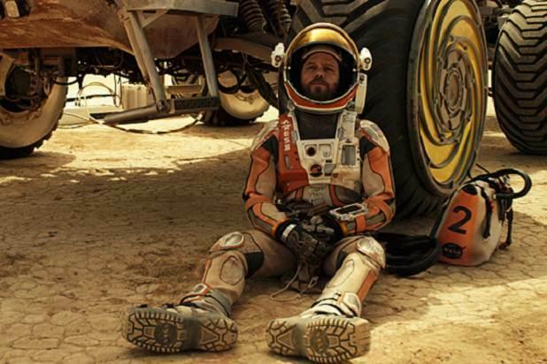 Alles over Matt Damon, een baard en scheren in The Martian 1