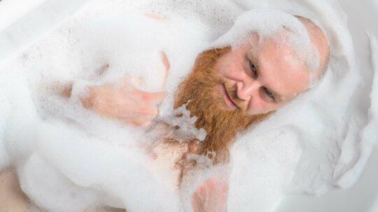 Gebruiken Kale Mannen Shampoo 2021